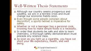 an example of a thesis statement in an essay example of essays  examples of thesis essays examples thesis statements essays help slideshare gen week thesis statement and informal