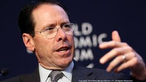 at t chairman and ceo randall stephenson who chairs the business roundtable says the decline