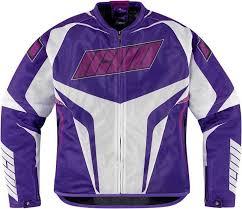 icon hooligan street womens jacket jackets textile lila best icon leather jackets whole dealer