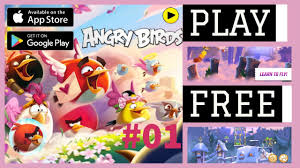 Angry Birds 2 Mobile Game Walkthrough Gameplay - Part 1 (Android ...