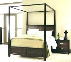 cheap canopy bed frame queen – magicmarketingagency.co