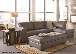 Sectional For Small Living Room Furniture Luxury Grey Leather Sectional For Elegant Living Room