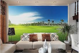 golf wall mural decal fresh 3d wallpaper custom photo non woven mural wall sticker golf