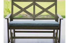 outdoor garden bench seat nz wo pad and kmart bench big pads simple seat white cushion concrete cushions furniture ideas