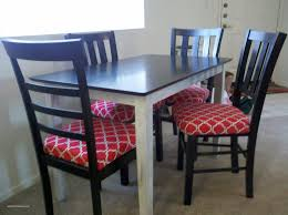 luxurious dining room chair pads with ties of 95 dining room chair cushions replacement replacement dining room