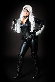 black cat marvel cosplay. Interesting Cat Inside Black Cat Marvel Cosplay O