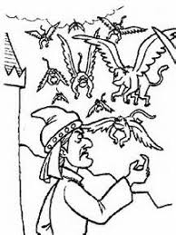 Small Picture Coloring Pages Wicked Witch West Best Coloring Page 2017