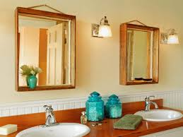 framed bathroom mirrors diy. Awesome How To Turn A Wood Crate Into Mirror Frame Howtos Diy With Framed Bathroom Mirrors. Mirrors R