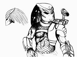 Small Picture Predator Coloring Pages Coloring Pages Pinterest Predator