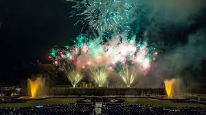 fireworks fountains shows
