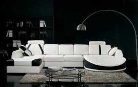 buy modern furniture. furniture buy modern black and white leather sofa vig psicmuse.com