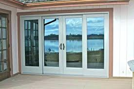 replace sliding glass door with french door replacing sliding doors with french doors french patio doors