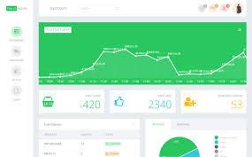 3 Template 55 Free Html5 Responsive Admin Dashboard Templates 2019
