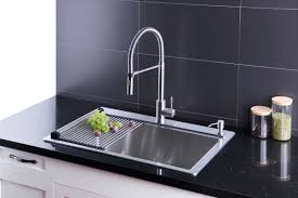 Afa Stainless 33 Inch Sink And Semi Pro Faucet Combo