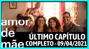 Amor de Mãe Capitulo de hoje 09/04/2021 Último Capítulo Completo HD Sexta -  YouTube