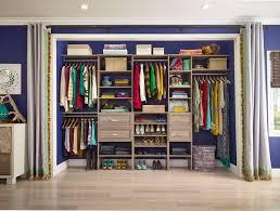 economical wood closet storage system closetmaid s suitesymphony is the most economical laminate
