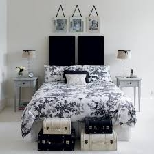 Black and White Room Decor, Fear, Protection and Purity