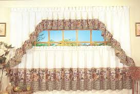 Designer Kitchen Curtains 2