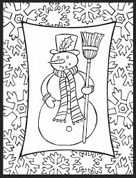 It develops fine motor skills, thinking, and fantasy. Free Printable Winter Coloring Pages For Kids