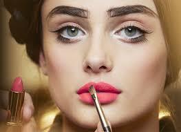 mod makeup look