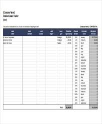 Ticket Sales Spreadsheet Template 6 Excel Sales Tracking Templates Free Premium Templates