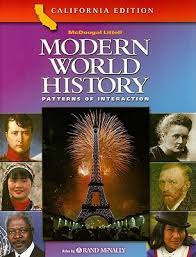 World History Textbook Patterns Of Interaction Simple Modern World History California Edition Patterns Of Interaction