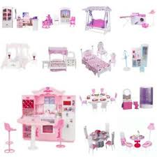 barbie doll house furniture sets. Image Is Loading Luxury-Plastic-Furniture-Play-Set-for-Barbie-Dolls- Barbie Doll House Furniture Sets N