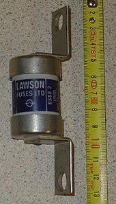 fuse electrical 200 a industrial fuse 80 ka breaking capacity
