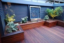 Small Picture The Best Of Outdoor Garden Design Australia Timber Deck Design