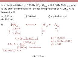 Titration Formula Tang 06 Titration Calculations