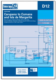 D12 Chart Imray Iolaire Chart D12 Carupan O To Cumana And Isla Margarita