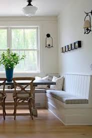Kitchen Bench Seating With Storage  TreenovationKitchen Bench Seating