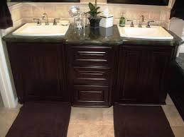 Bathroom Vanity Combos Double Bath Vanities Granite Globorank