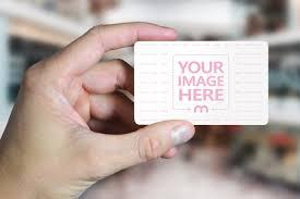 Credit - Mediamodifier Online Card Hand Generator In Mockup