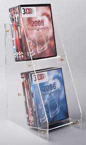 Dvd Display Stands Adorable DVD Display Stands Acrylic Perspex DVD CD Display Stands
