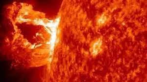 Solar wind enveloped Earth, claims NOAA ...