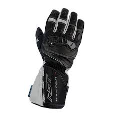 clearance rst raptor 2 waterproof leather gloves black sand