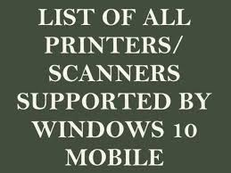 Our database contains 1 drivers for samsung m262x 282x series. List Of All Printers Scanners Supported By Windows 10 Mobile