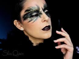 queen black raven makeup tutorial