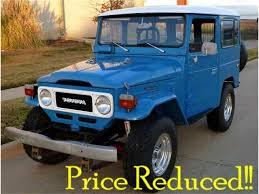 1980 Toyota Land Cruiser FJ for Sale | ClassicCars.com | CC-761348