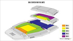 Eku Center For Arts Seating Chart Richmond Kentucky Eku Center For The Arts Arenaskiss