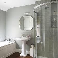 art deco bathroom. Gray Art Deco Bathroom V