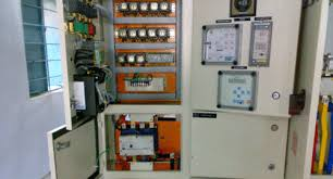 amf panel circuit diagram amf image electrical control panels 250 kvar automatic power factor panel on amf panel circuit diagram
