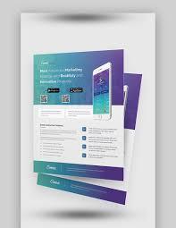 Make Flyer App 042 Free Templates For Flyers Design Professional Flyer