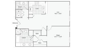 1 Bedroom Apartments San Antonio Tx Style Plans