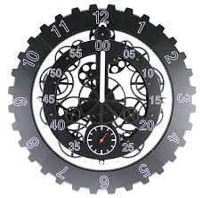 moving gear wall clock maples inch moving gear clock moving gear wall clock for moving gear wall clock