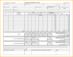 travel log templates reimbursement form business travel log template best of business