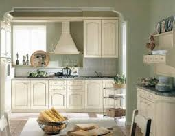 country kitchen paint colorsCountry Theme Olive Green Kitchen Paint Color  Kitchen Painting