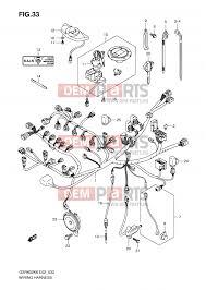 suzuki gsr600 k7 33 wiring harness (gsr600k6 k7 k8 k9 l0,gsr600uk6 DRZ 400 Wiring Diagram suzuki gsr600 k7 33 wiring harness (gsr600k6 k7 k8 k9 l0,gsr600uk6 uk7 uk8 uk9 ul0)
