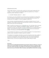 Return To Work Notice Template Letter Format 6 Templates